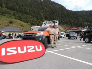 ISUZU OFF ROAD 118