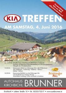KIA Treffen 2016
