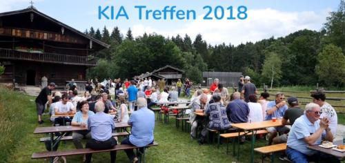 KIA Treffen 2018